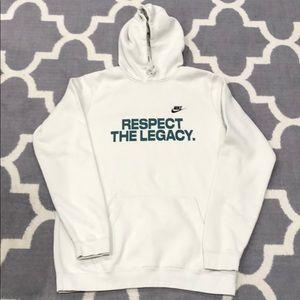 Nike hoodie EYBL.